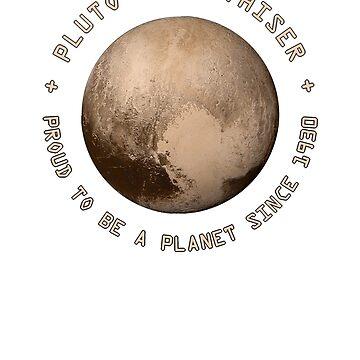 Pluto Sympathiser by cafuego