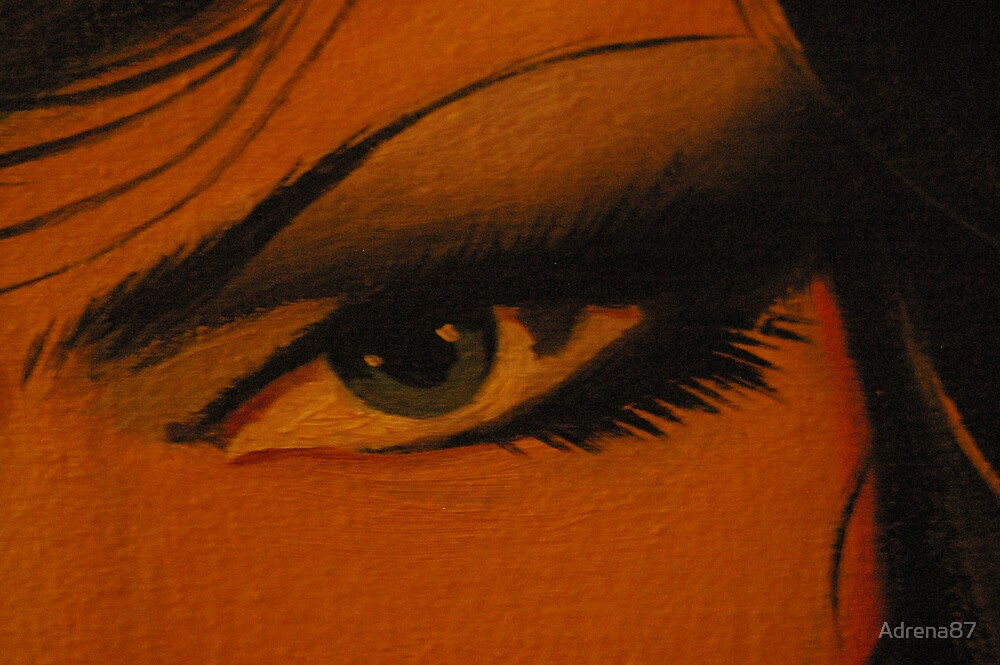 Cat Eye by Adrena87