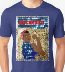african rosie the riveter  Unisex T-Shirt