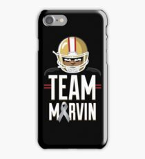 Team Marvin phone cases iPhone Case/Skin
