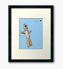 Do You Really Want Me To Be Thinking Of You Framed Print