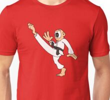 karate dude Unisex T-Shirt