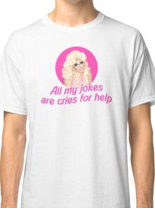 Trixie Mattel Jokes - Rupaul's Drag Race Classic T-Shirt