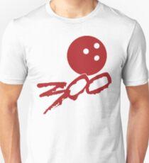 Bowl 300 - Pro Bowler Unisex T-Shirt