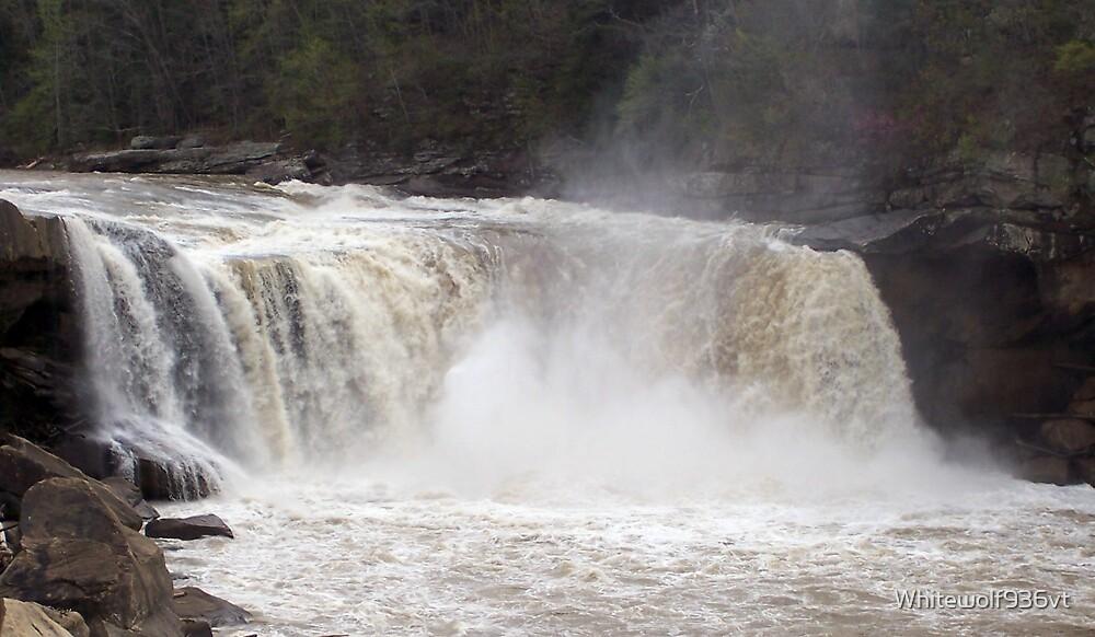 Cumberland Falls II by Whitewolf936vt