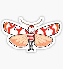 Mothboy01 Sticker