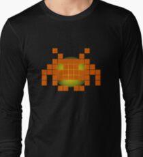 Orange Invader T-Shirt