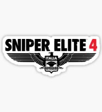 SNIPER ELITE 4 ROESMAN1 Sticker