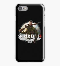 SNIPER ELITE 4 ROESMAN4 iPhone Case/Skin