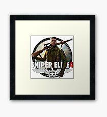 SNIPER ELITE 4 ROESMAN4 Framed Print
