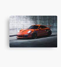 Porsche 911 GT3RS Canvas Print