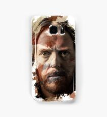 Paint-Stroked Portrait of Musician and Comedian, Tim Minchin Samsung Galaxy Case/Skin