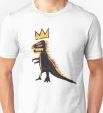 basquiat dinosaur Unisex T-Shirt