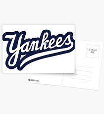New York Yankees Postcards