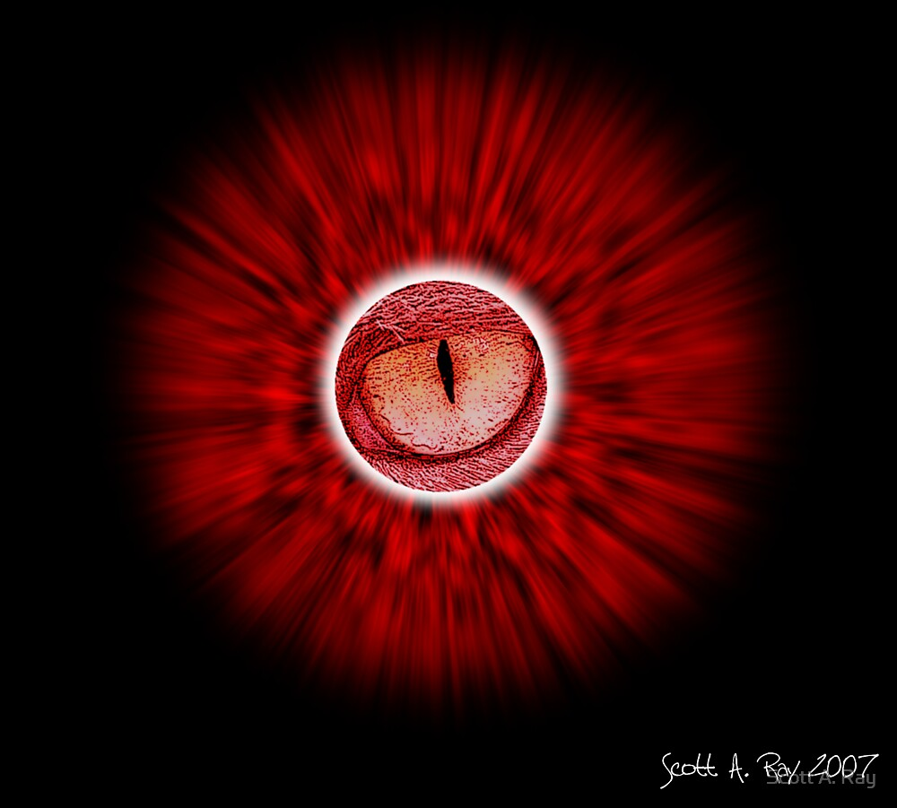 The Eye by Scott A. Ray