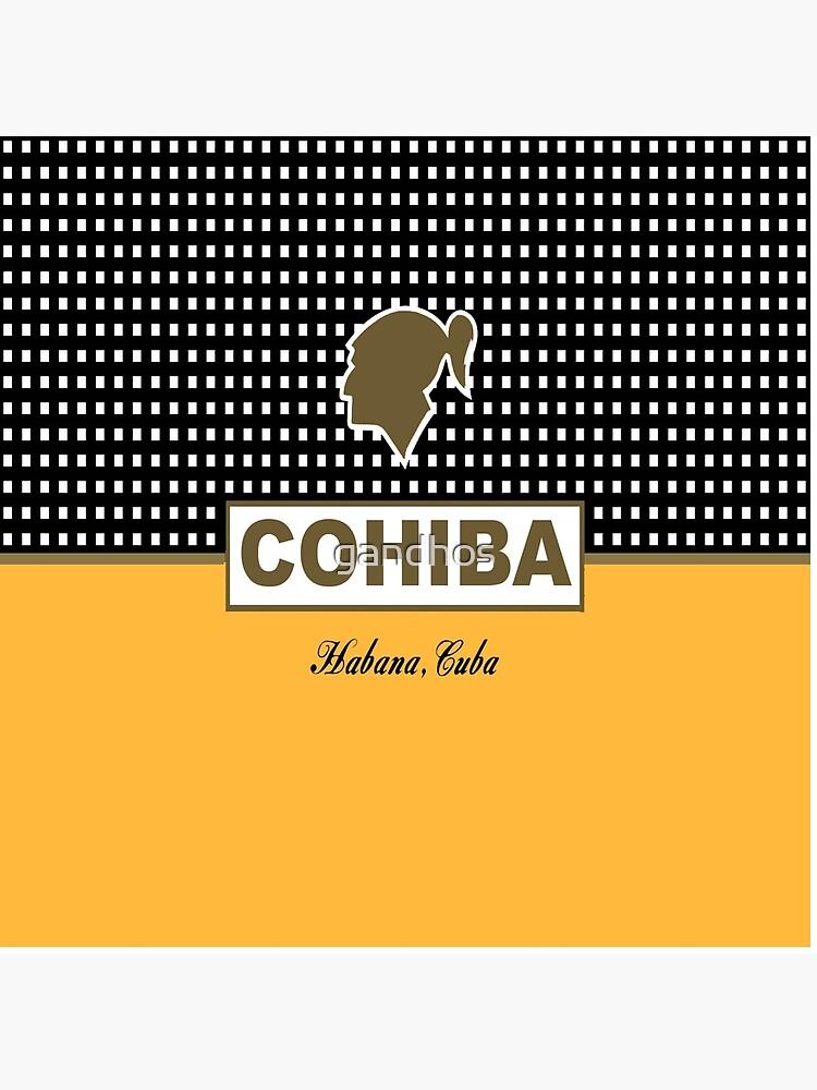 Cohiba Habana Cuba von gandhos