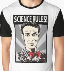 Bill Nye Graphic T-Shirt