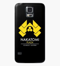 Nakatomi Plaza Case/Skin for Samsung Galaxy