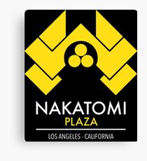 Nakatomi Plaza Canvas Print