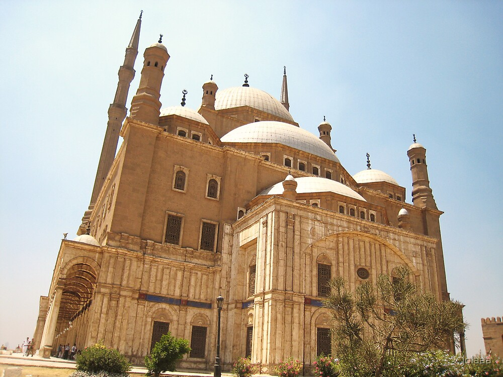 Mosque of Mohamed Ali by jolaaa