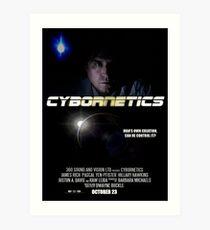 Cybornetics - Dark Future Movie Poster Art Print