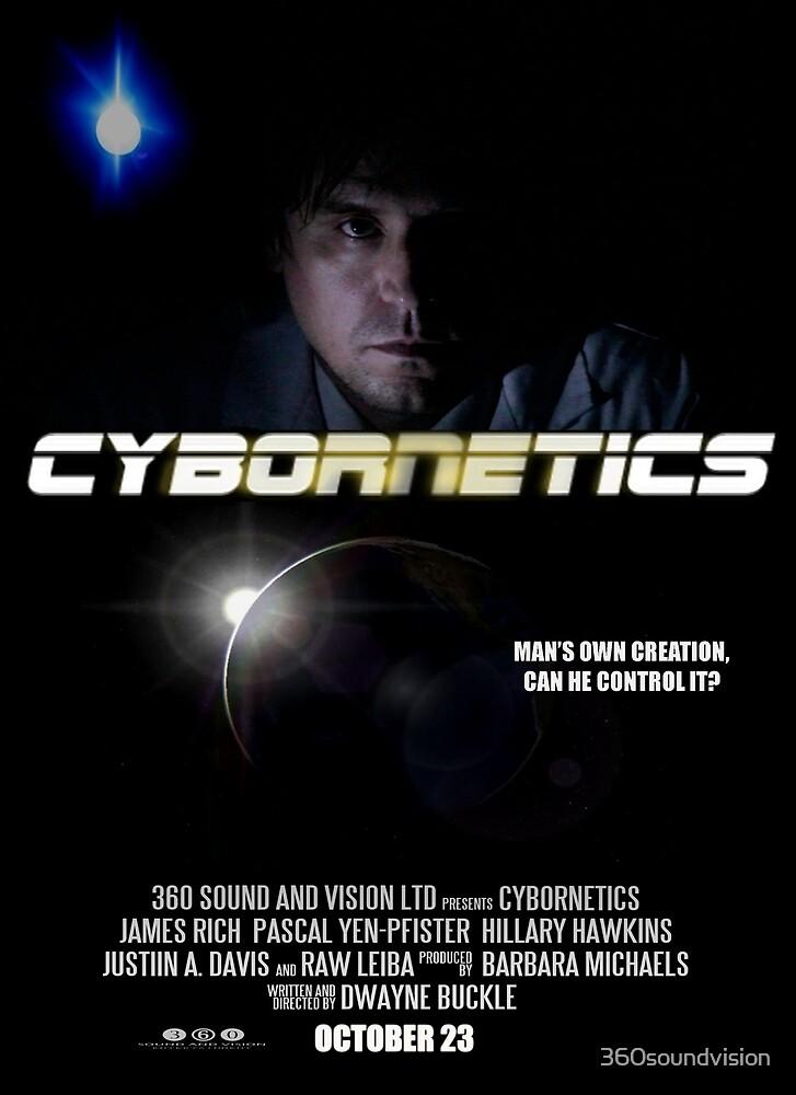 Cybornetics - Dark Future Movie Poster by 360soundvision