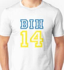 BOSNIA AND HERCEGOVINA 2014 Unisex T-Shirt