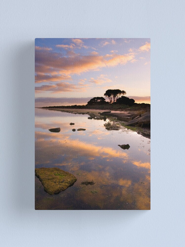 Alternate view of Point Henry Sunrise Canvas Print