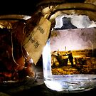 Bottled history - 1923 by Kurt  Tutschek