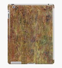 Yarn, Fiber, and String Theory iPad Case/Skin
