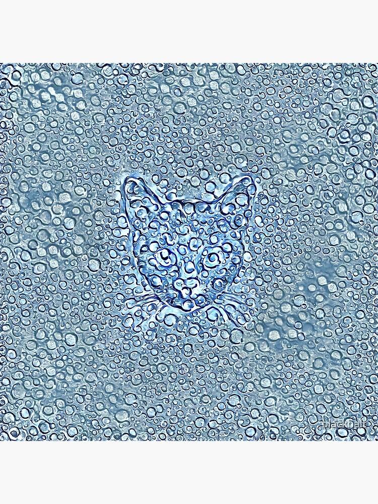 Maritime droplets cat by blackhalt