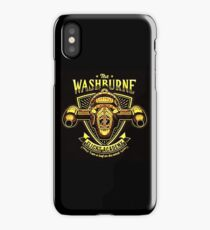 the washburne flight academy iPhone Case/Skin