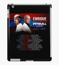 ENRIQUE PITBULL TOUR DATES 2017 MENGAPA iPad Case/Skin