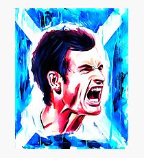andy murray Photographic Print