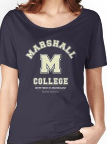 Indiana Jones - Marshall College Archaeology Department Women's Relaxed Fit T-Shirt