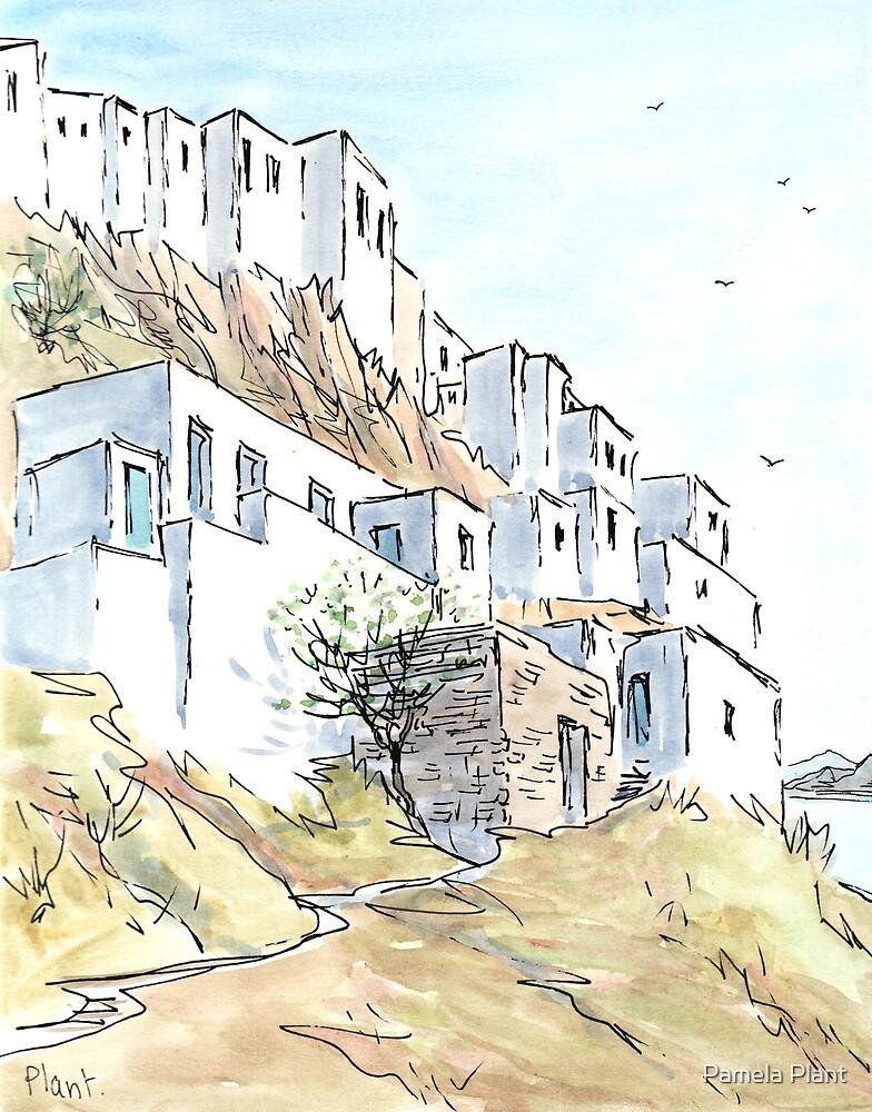 Greece 4 by Pamela Plant