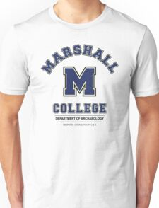Indiana Jones - Marshall College Archaeology Department Variant Unisex T-Shirt