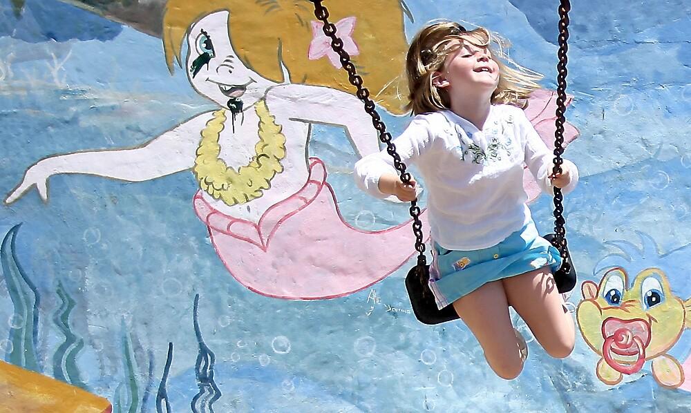 The little mermaid by maijo moris
