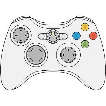 Xbox 360 Controller by giuliomaffei90