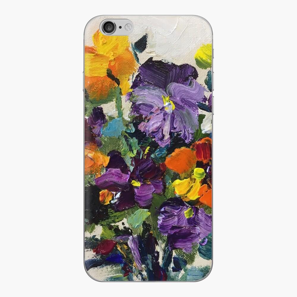 Der Frühling ist da iPhone Klebefolie