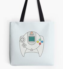 Dreamcast Controller Tote Bag