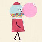 Bubble Gum by Teo Zirinis