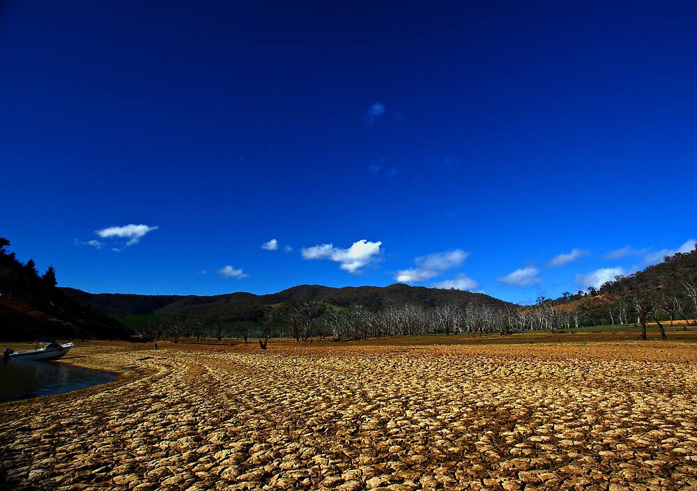 lake by Robert Kiesskalt