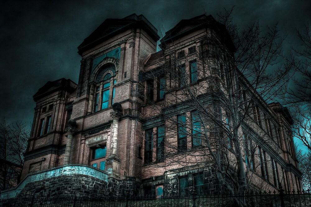 Darkness Falls... by Kevin  Kroeker