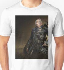 Nioh Artwork - William Unisex T-Shirt