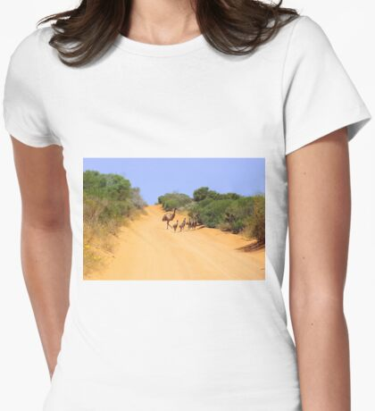 Emus on the track T-Shirt
