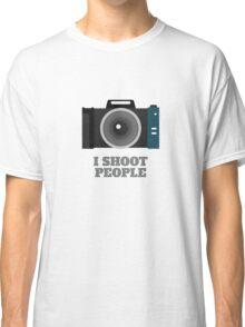I Shoot People (DSLR Camera) Classic T-Shirt