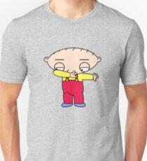 stewie dabbing Unisex T-Shirt