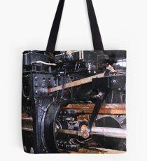 Train Works Tote Bag