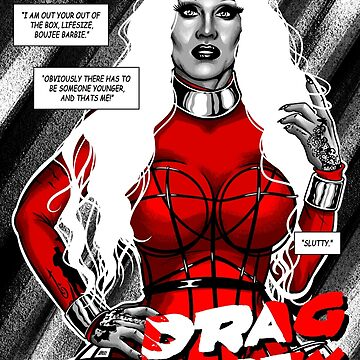 Drag City - Kimora Blac by GillesBone